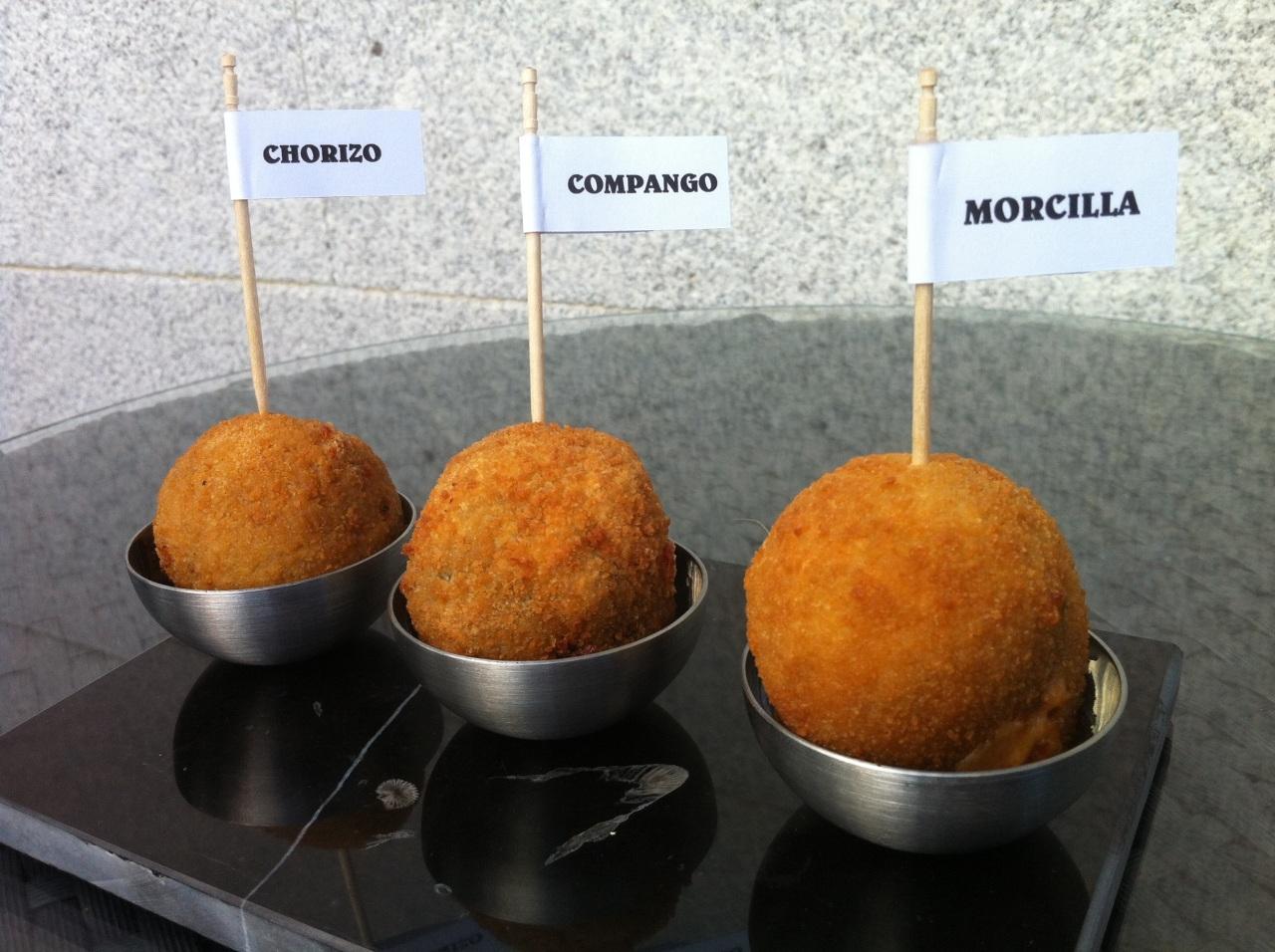 Croquetas de Compango – CompangoCroquettes