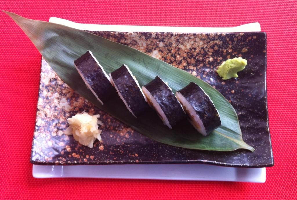 Futomaki tradicional japones