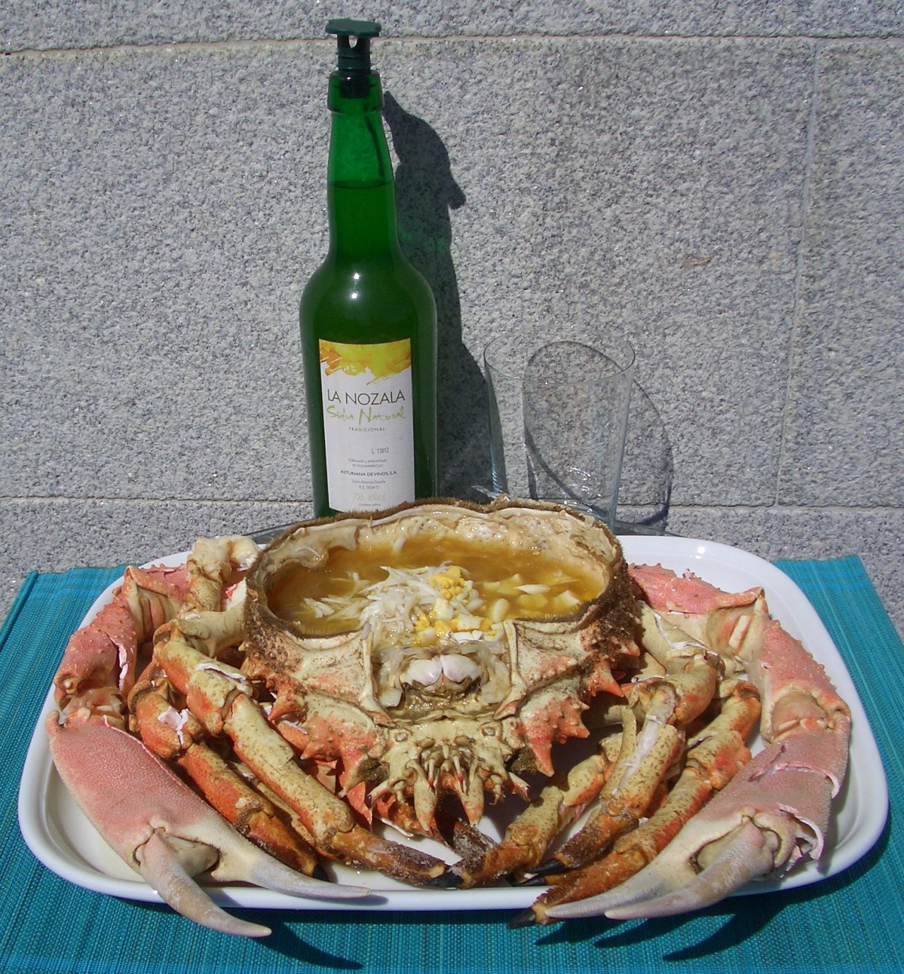 Centollo – Spider crab