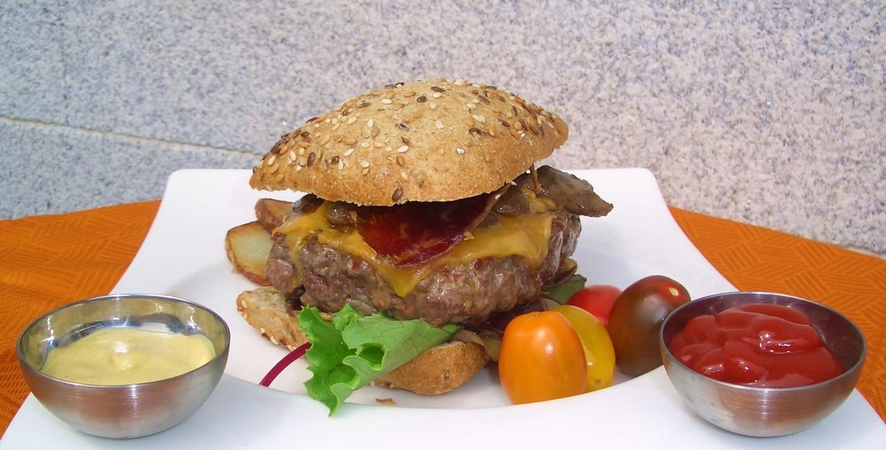 Hamburguesa de Buey – OxHamburger