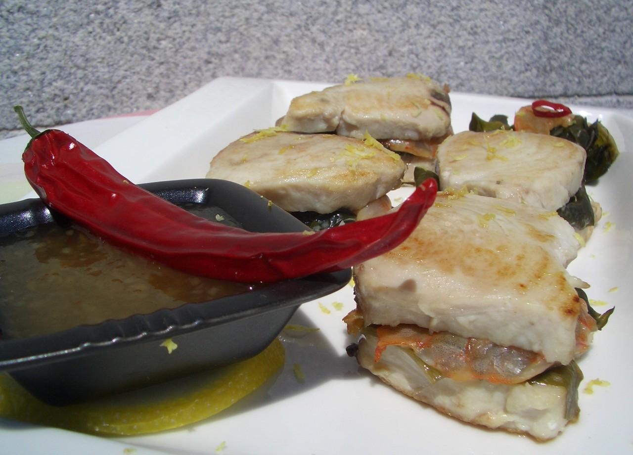 Cachopo de Bonito – TunaSandwich