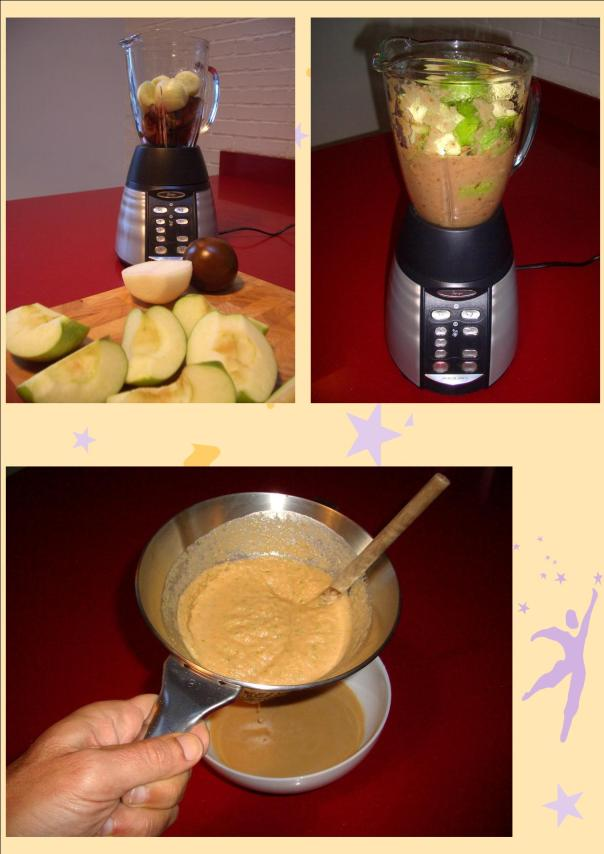 Gazpacho Manzana
