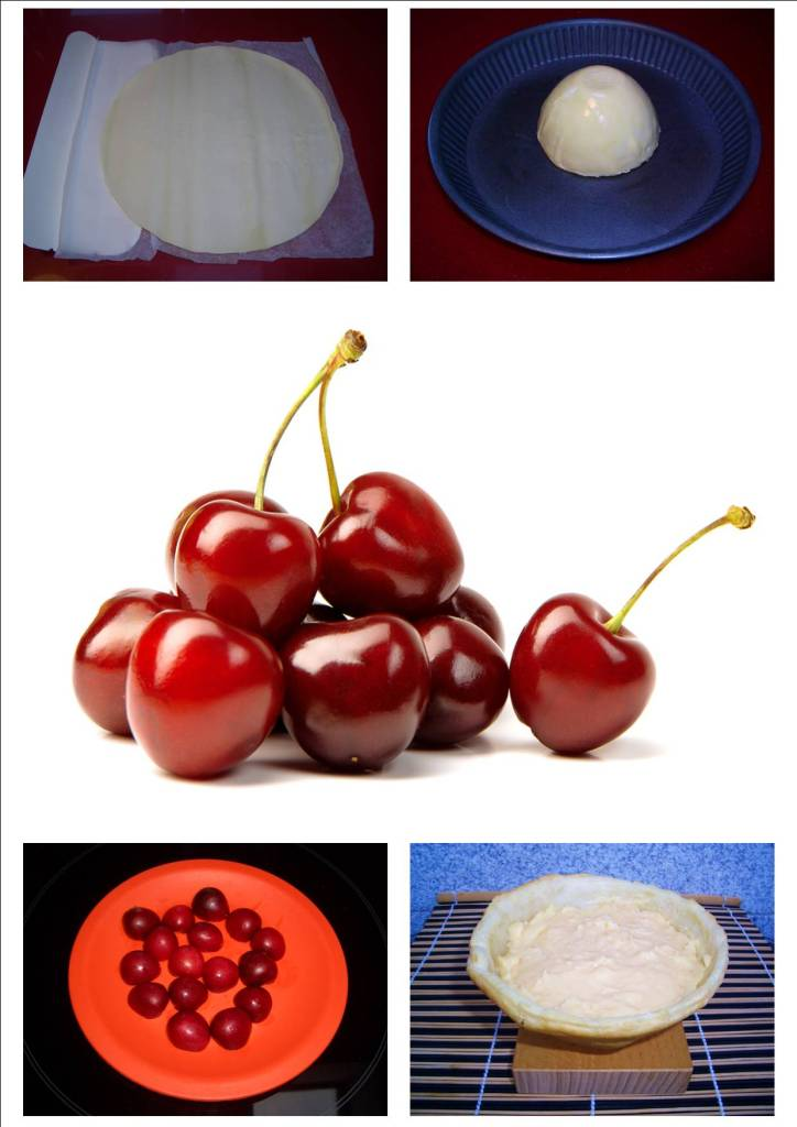 Tartaleta de Cerezas