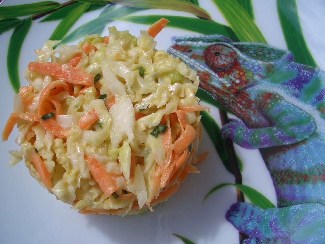 Ensalada Coleslaw – ColeslawSalad