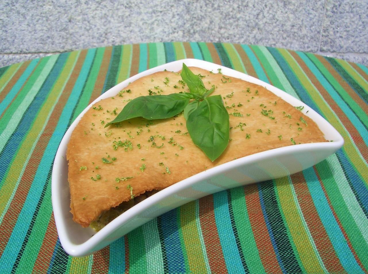 Empanada Verde de Bonito – Tuna GreenPie
