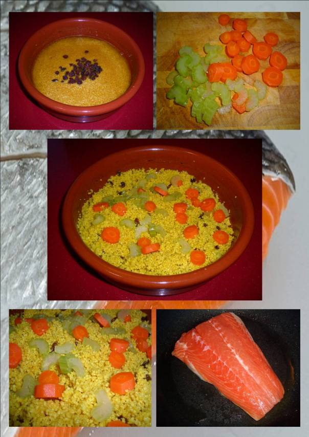 Salmon con Couscous2