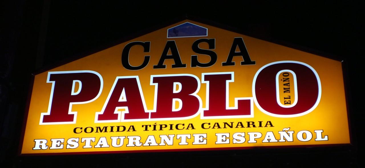 Casa Pablo