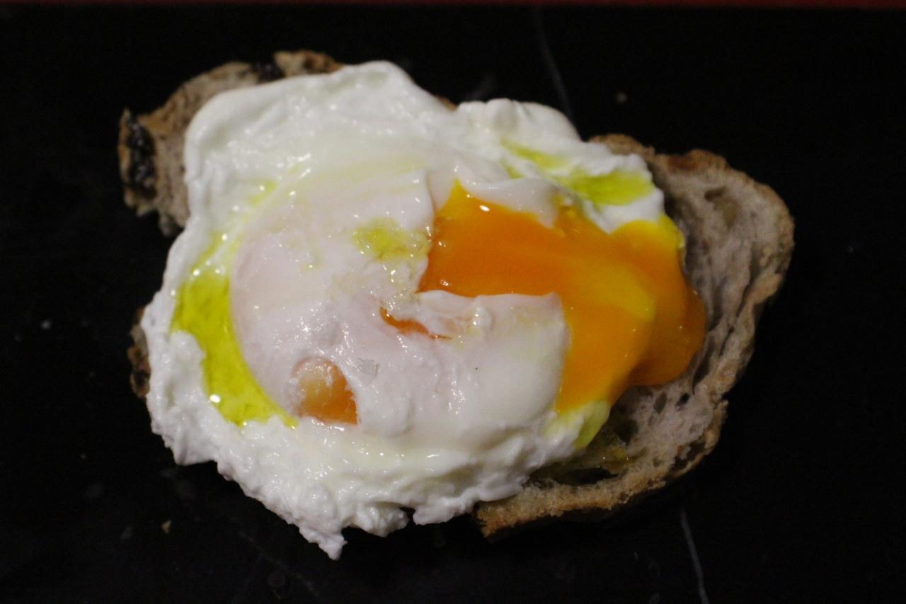 Huevo Poché – PoachedEgg