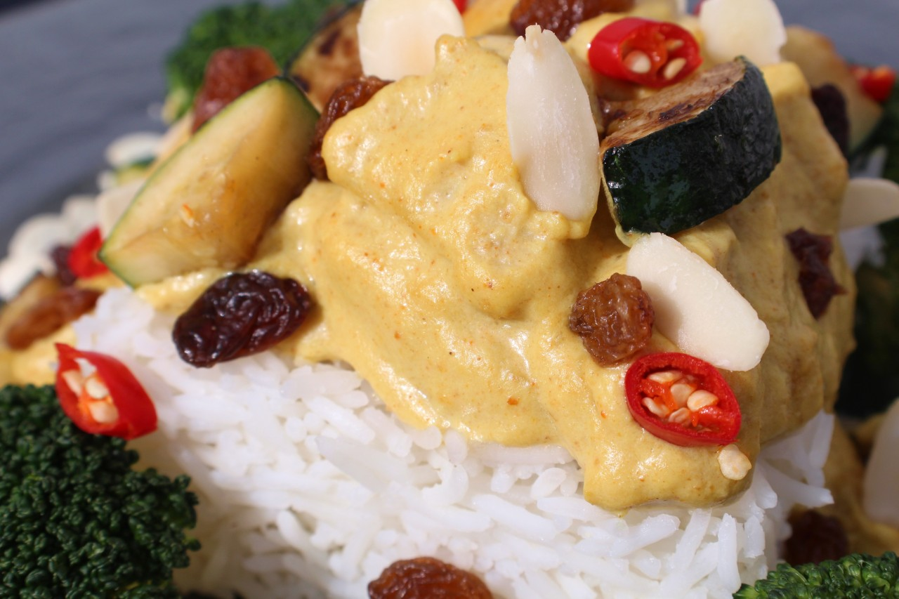 Pollo al Curry – ChickenCurry