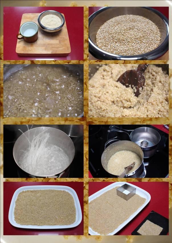 Lasaña de Quinoa