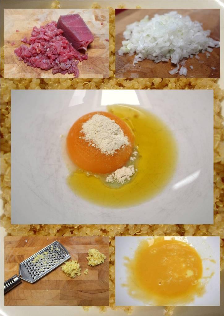 Lasaña de Quinoa1