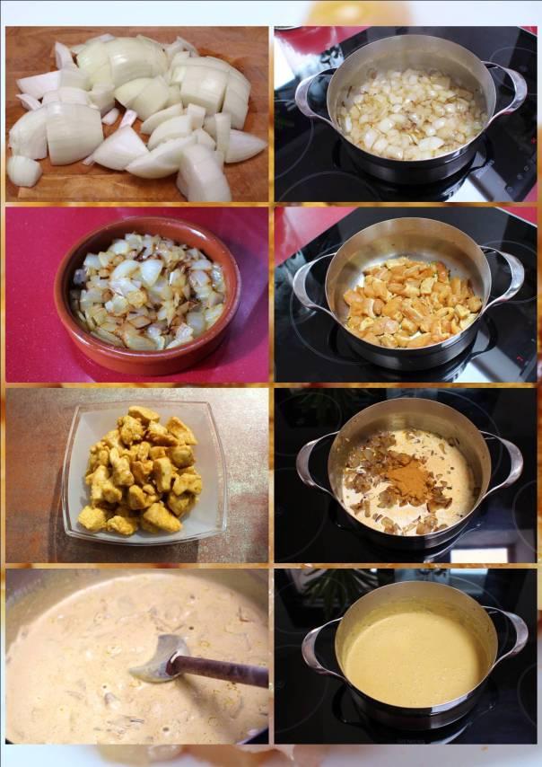 Pollo al Curry2
