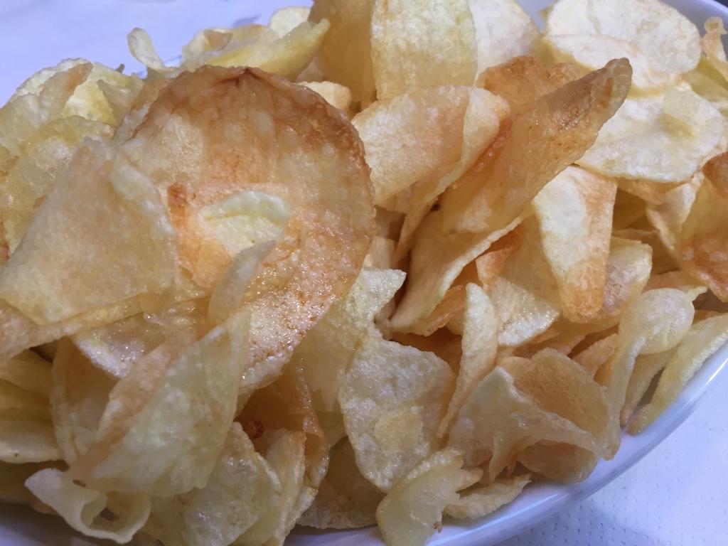 Patatas inglesas