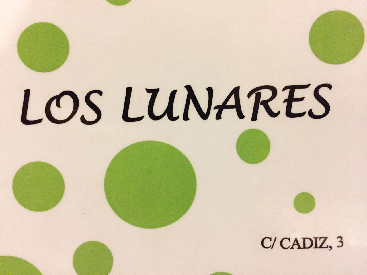 Los Lunares