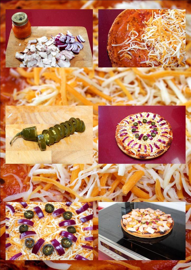 Pizza de Bonito del Norte