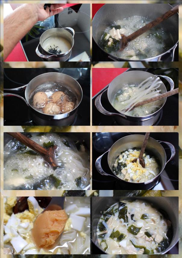 Sopa de Bonito