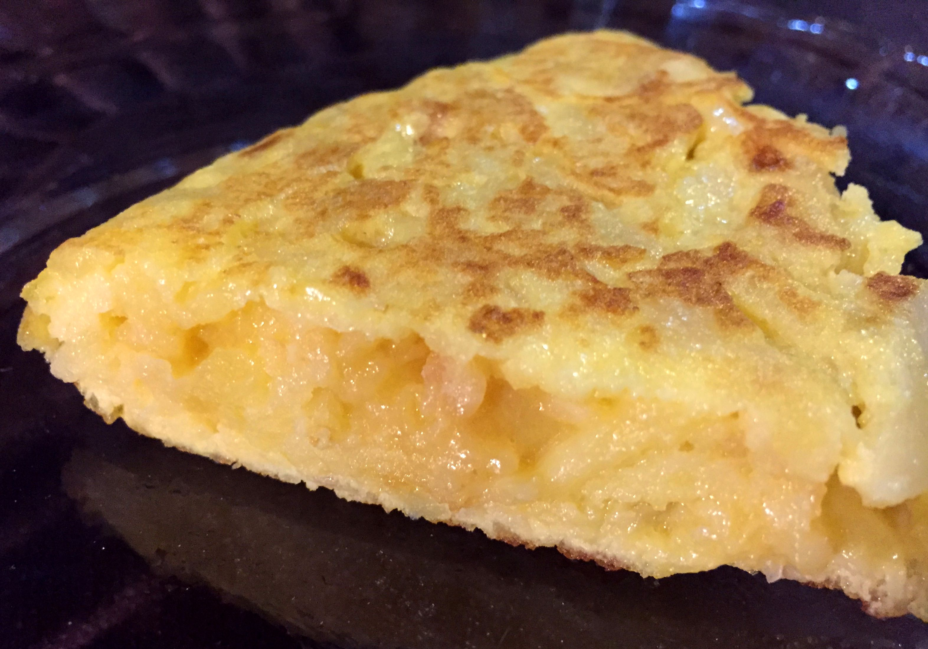 pinchos tortilla oviedo