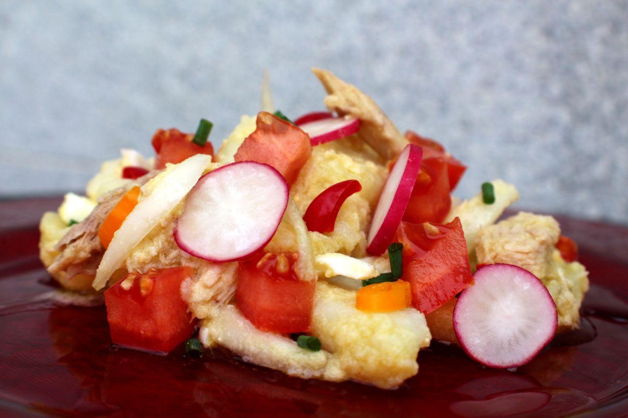 Ensalada de Patata y Bonito – Potato & TunaSalad