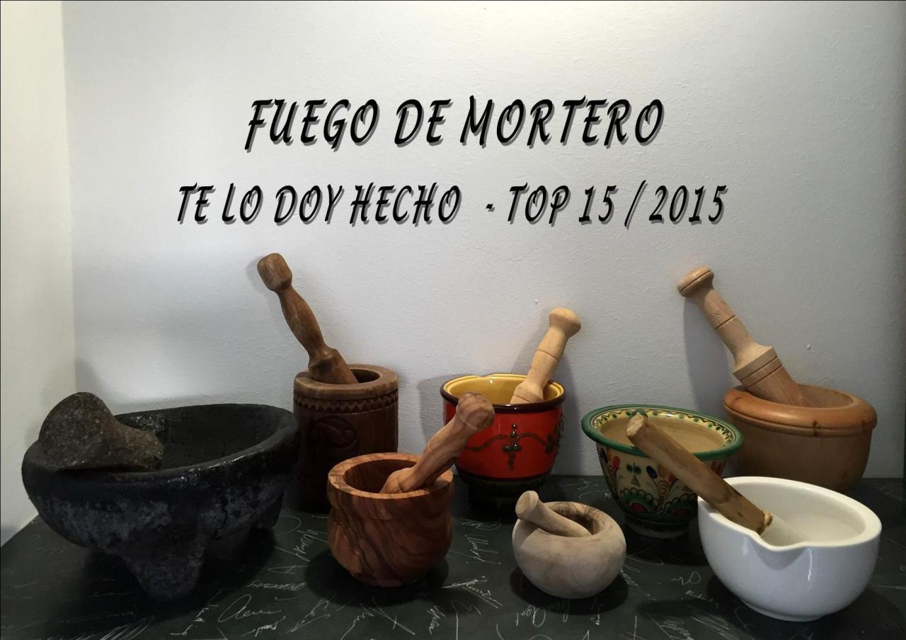 Te Lo Doy Hecho – Top 15 /2015