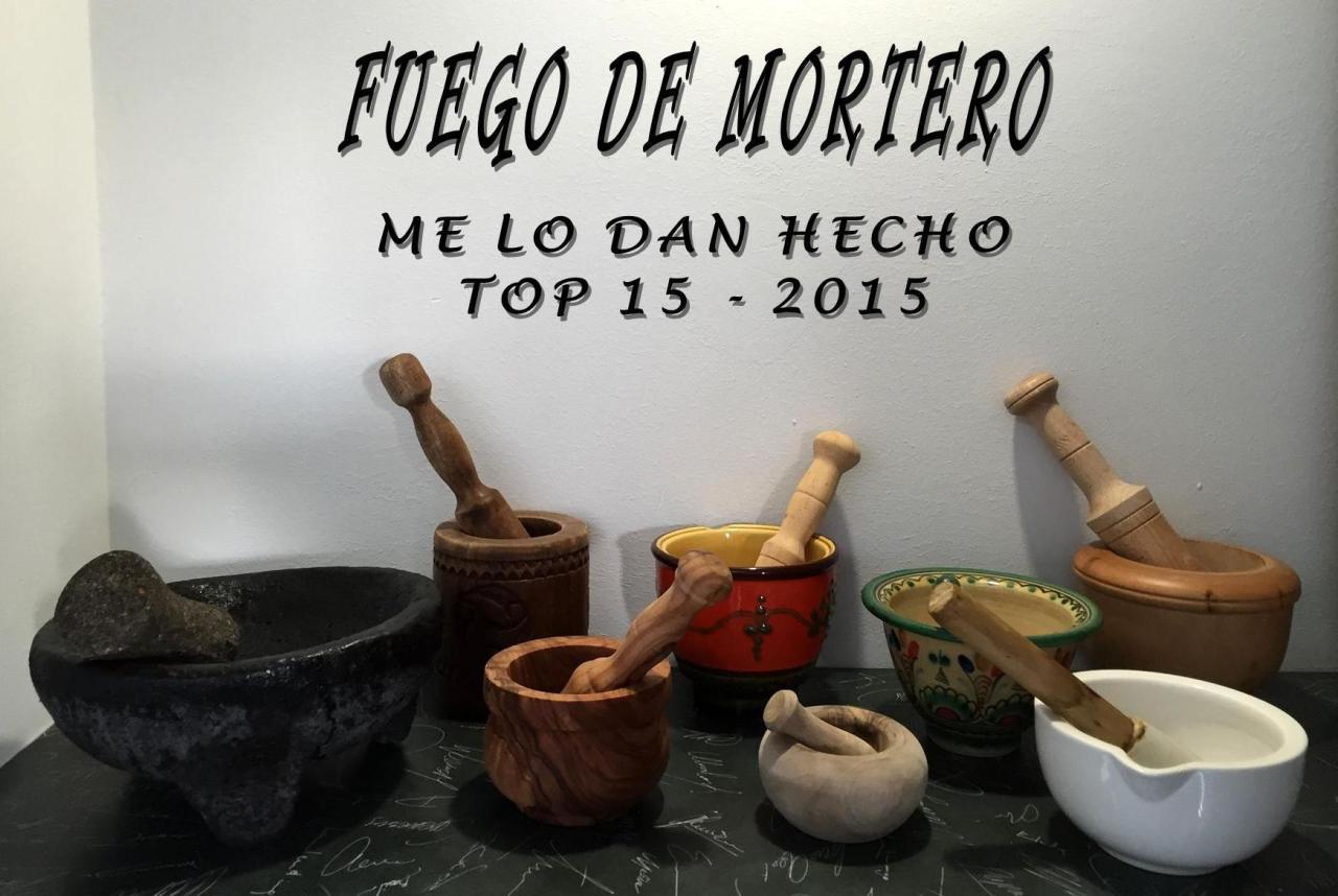 Me Lo Dan Hecho – Top 15 /2015