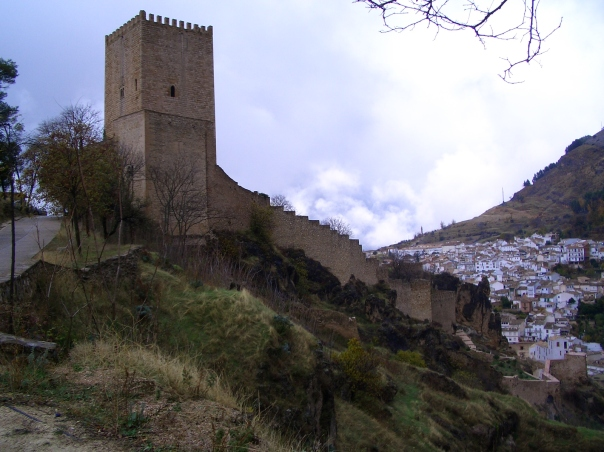 Cazorla - Castillo de la Yedra
