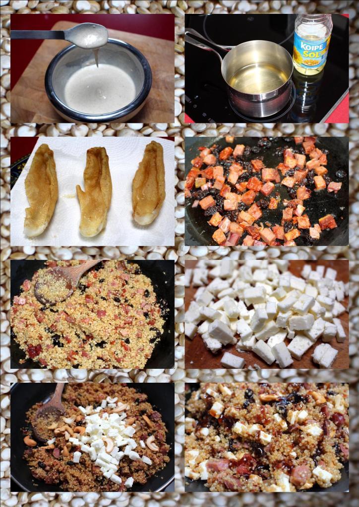 Endibias con Quinoa1