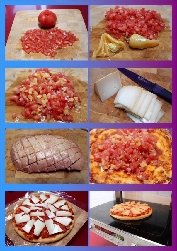 Pizza Pato