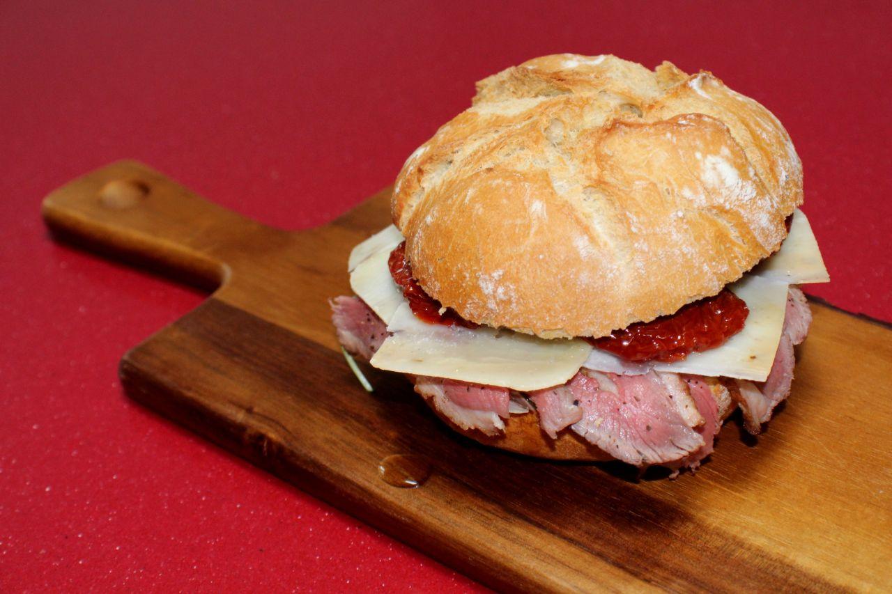 Sandwich de Pato