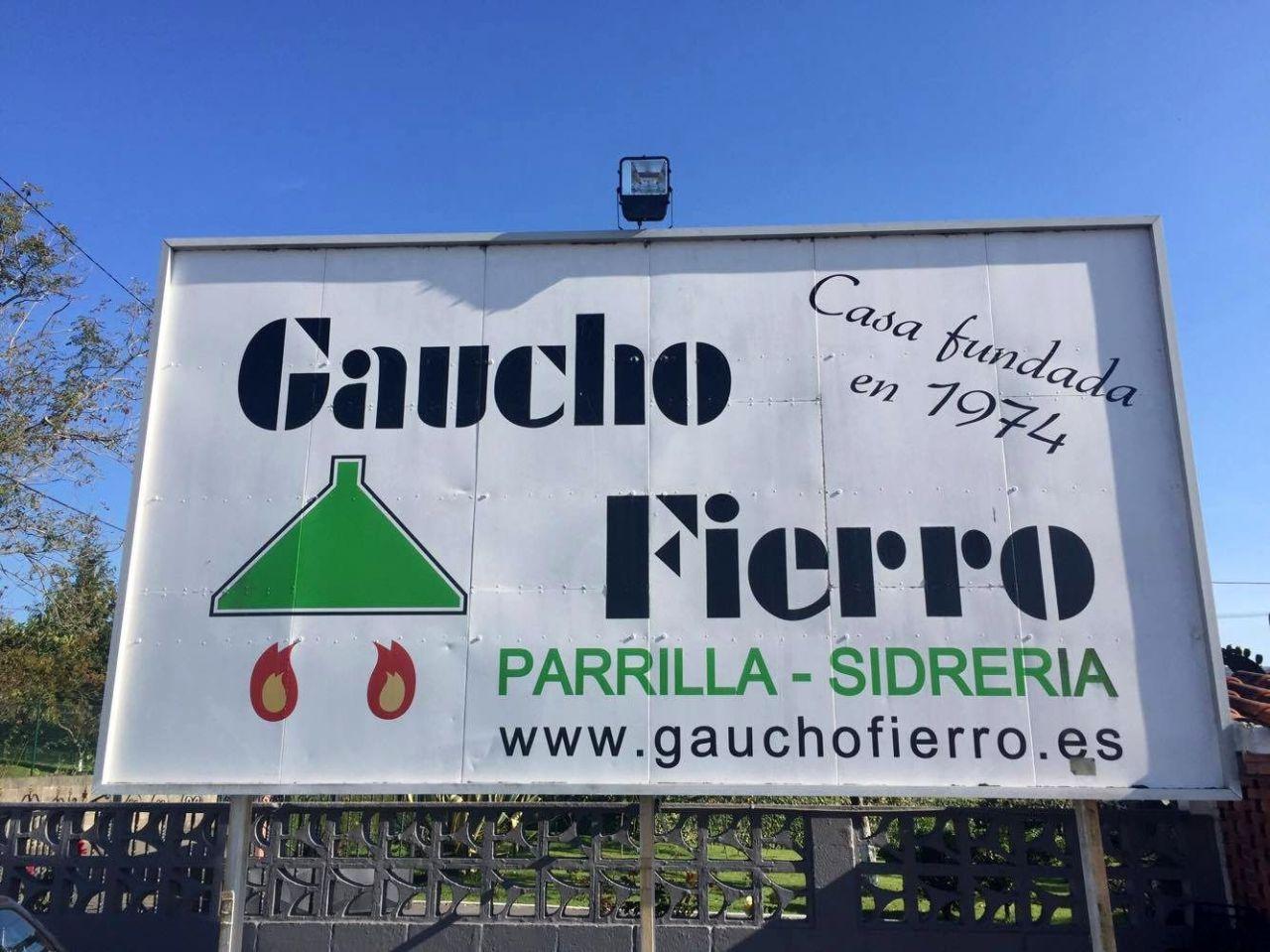 Gaucho Fierro