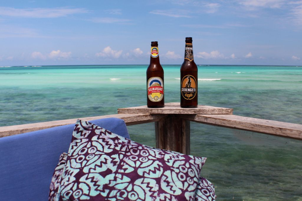The_Rock_Kilimanjaro_Serengeti_beer_Zanzibar