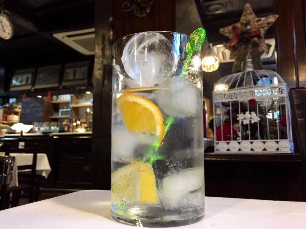 gin¬tonic