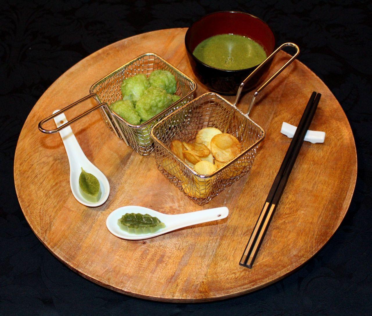 Fritos de Pixin EstiloJapones