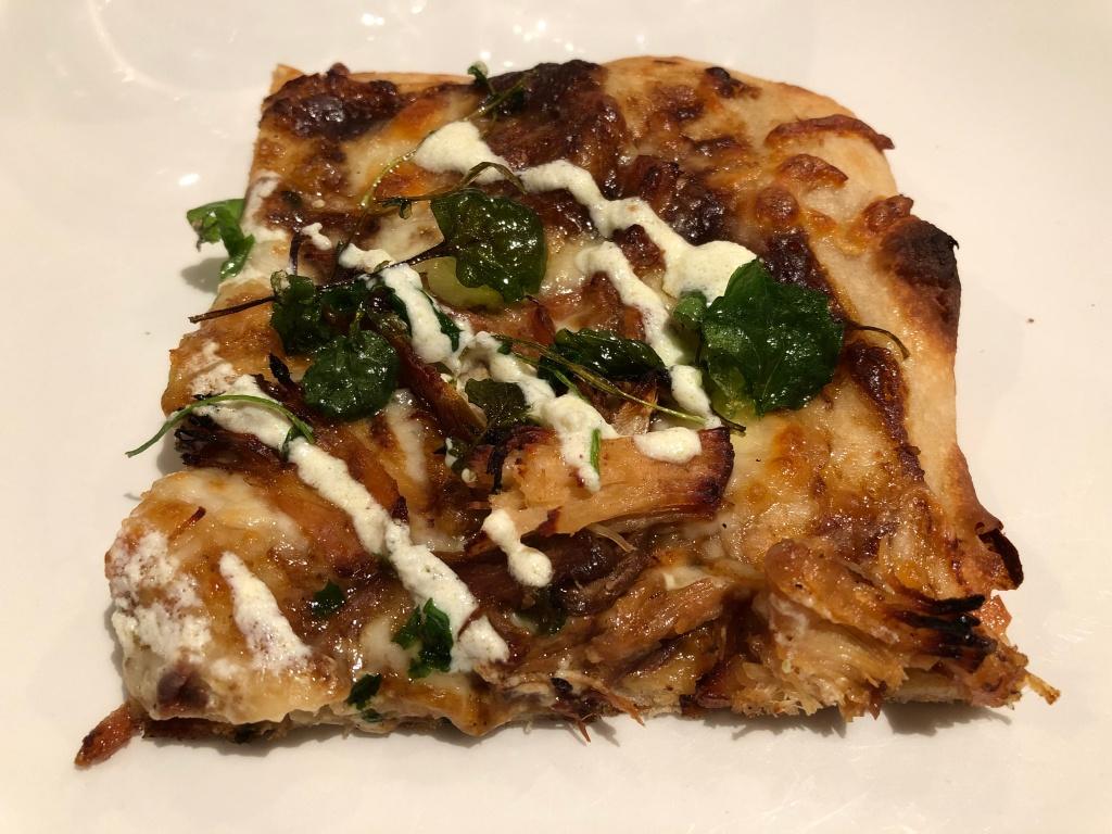 Pizza de pitu de caleya