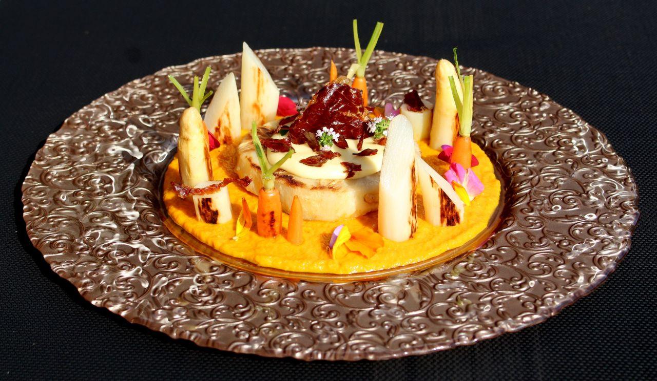 Raíces (Apio, Zanahoria, Espárrago,Cúrcuma)