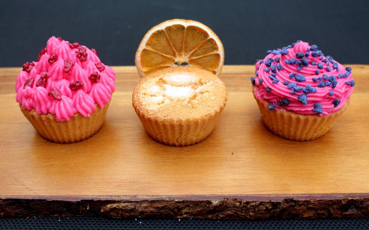 Magdalenas y Cupcakes deNaranja