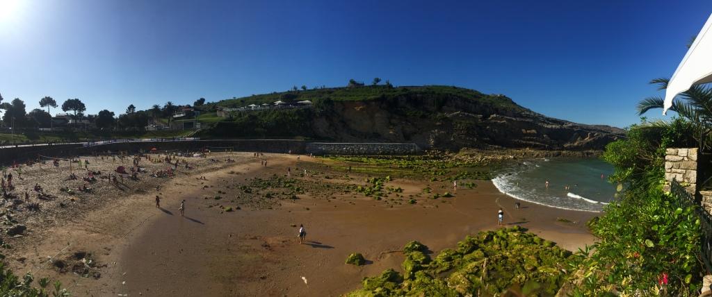 Playa del Sablón - Llanes