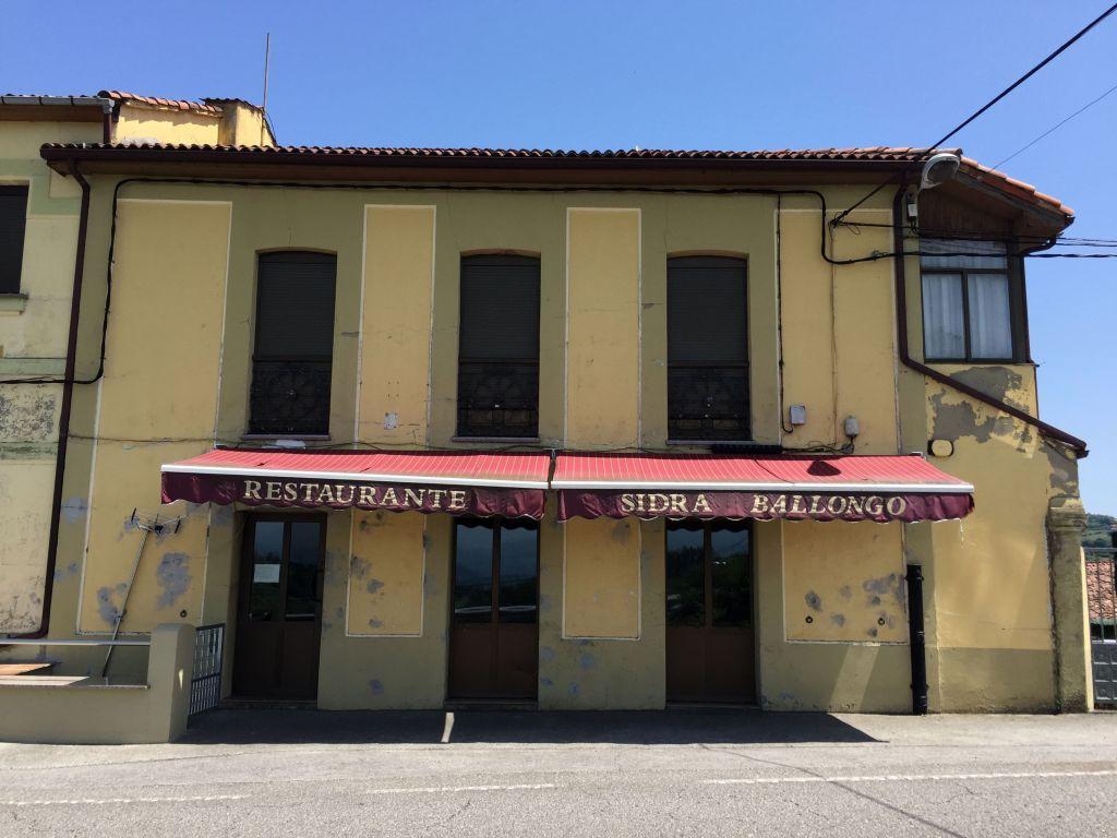Restaurante Sidra Ballongo