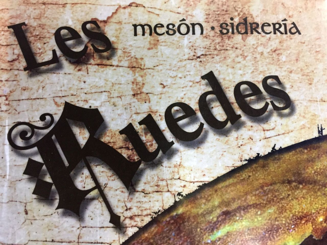 Les Ruedes