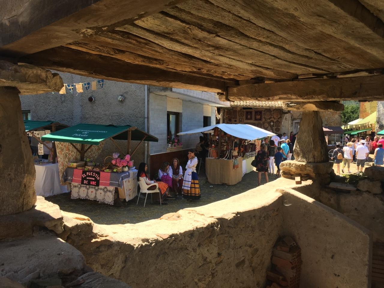 X Mercado Tradicional La Puente Arriba – Grátila(Nava)