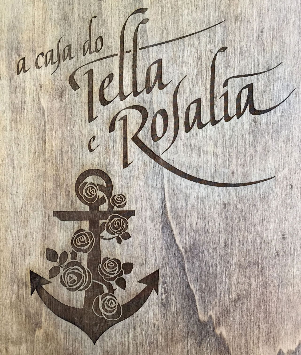 A Casa Do Tella eRosalía