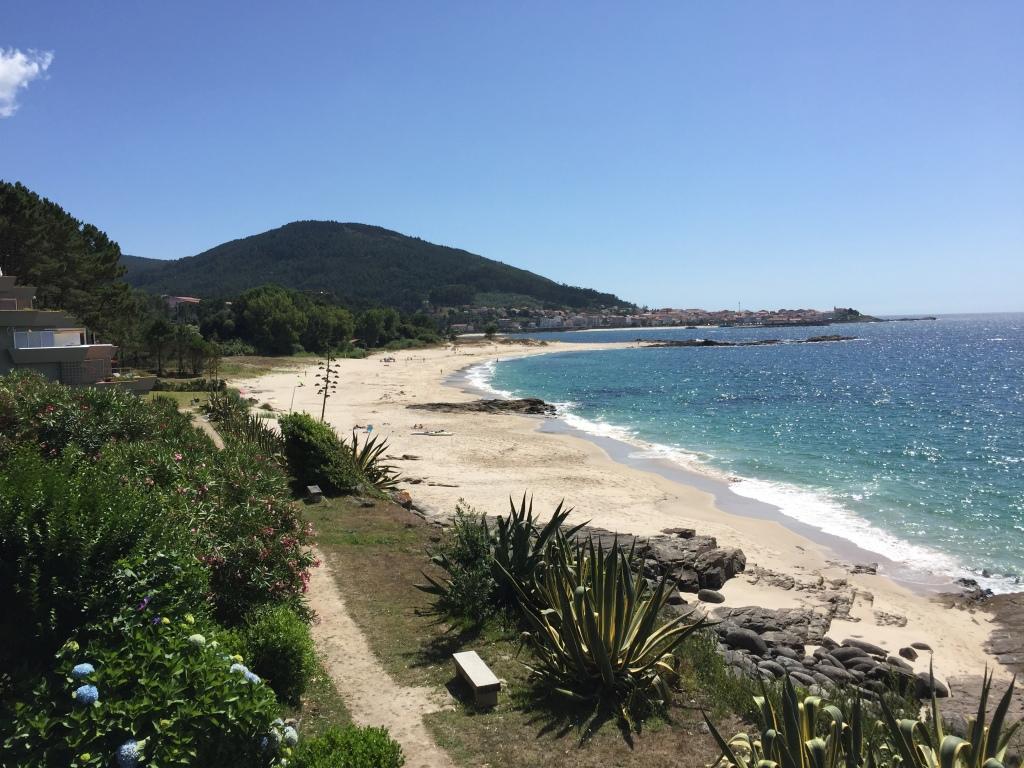 Playa de Caveiro