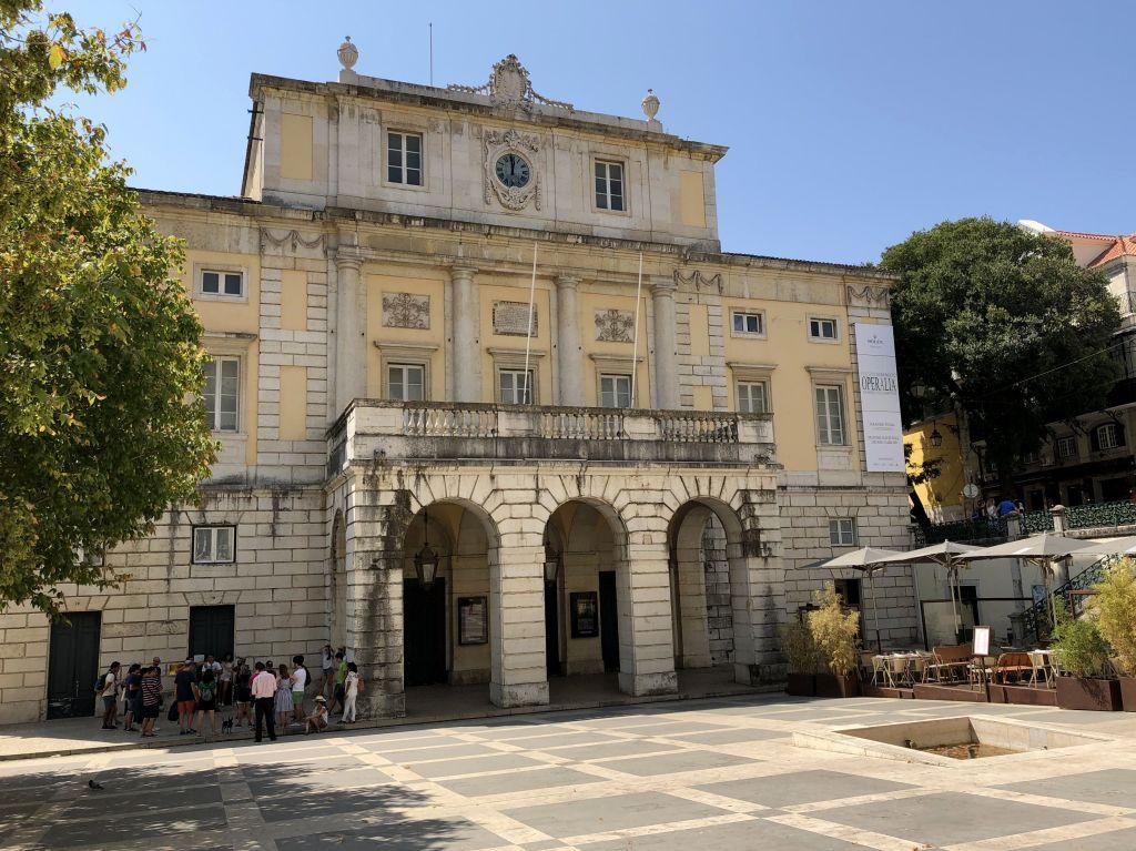 Teatro Nacional San Carlos