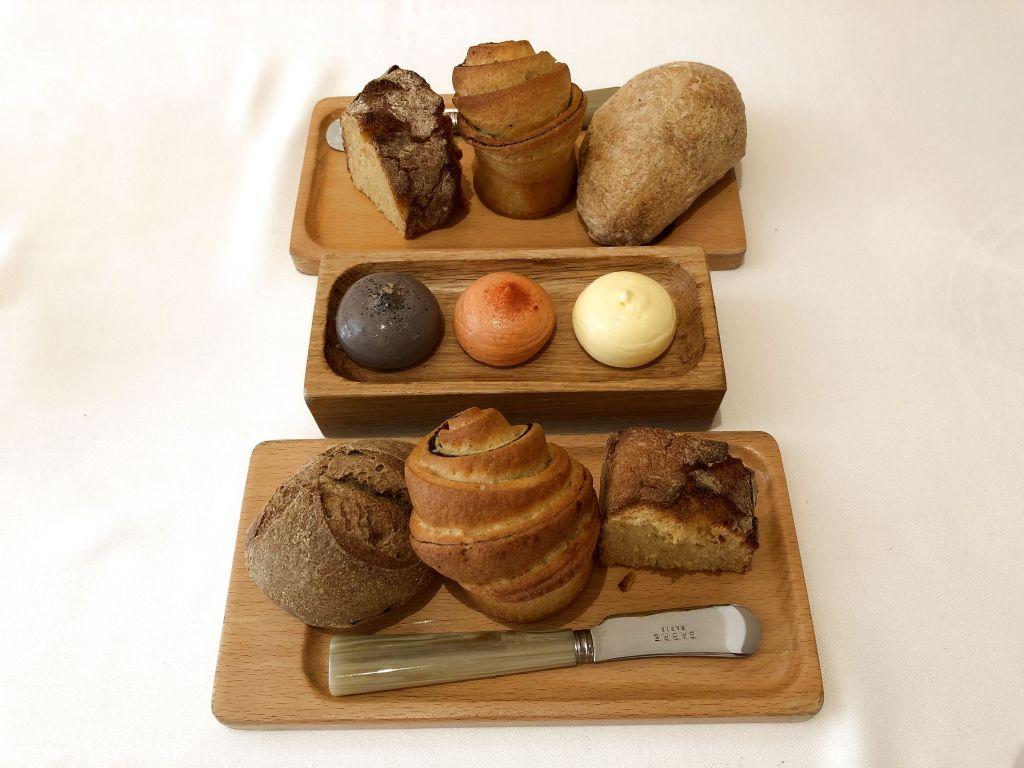 panes y mantequilla