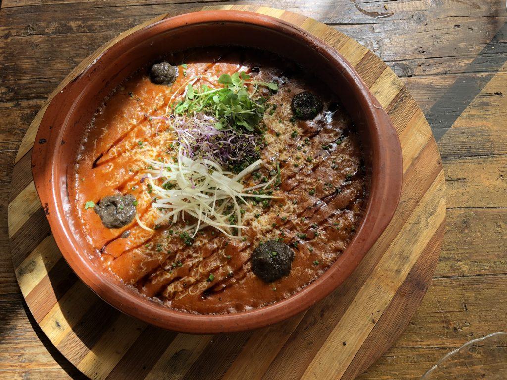 arroz vegetal con Payoyo