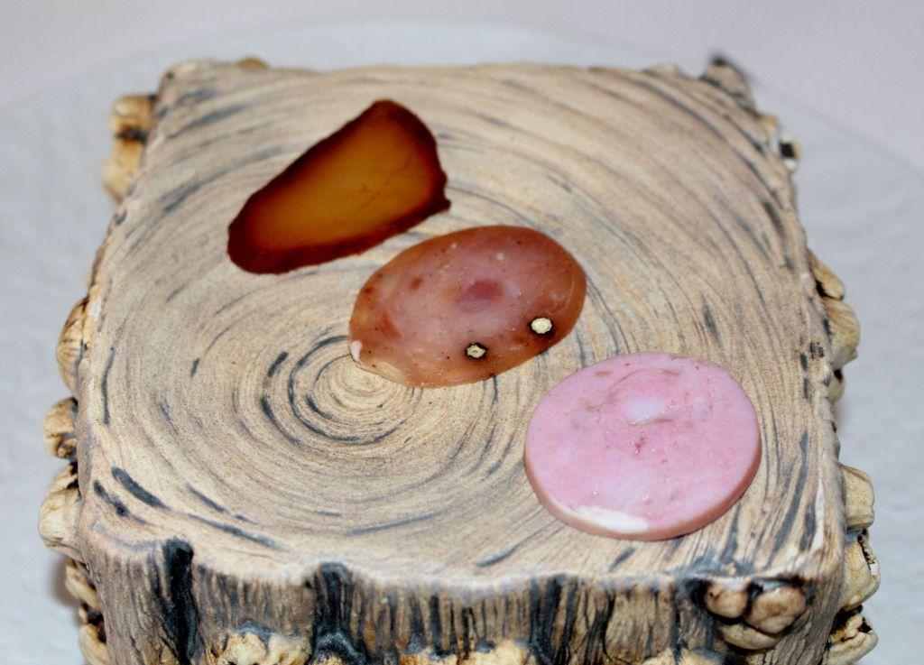 lomo, salchichon y butifarra marina