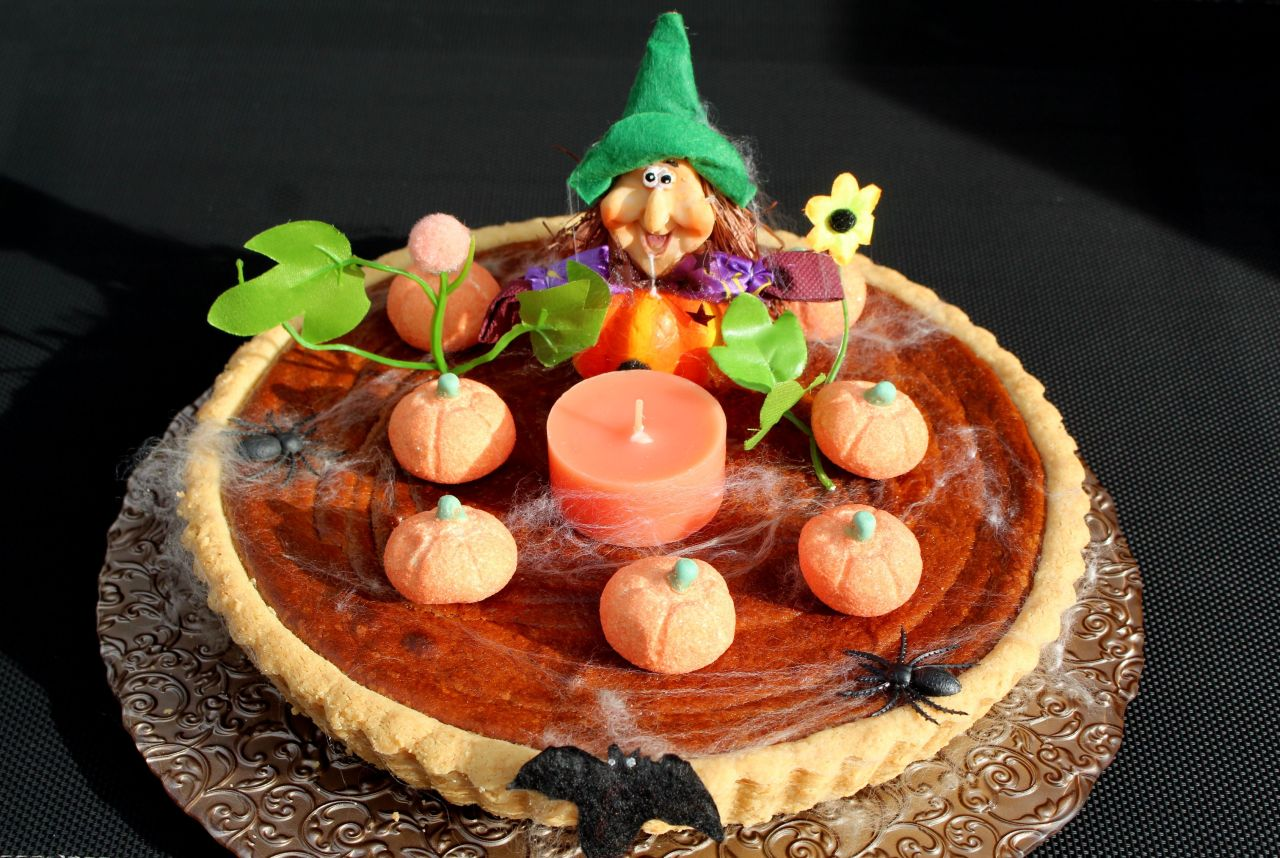 Tarta de Calabaza – PumpkinPie