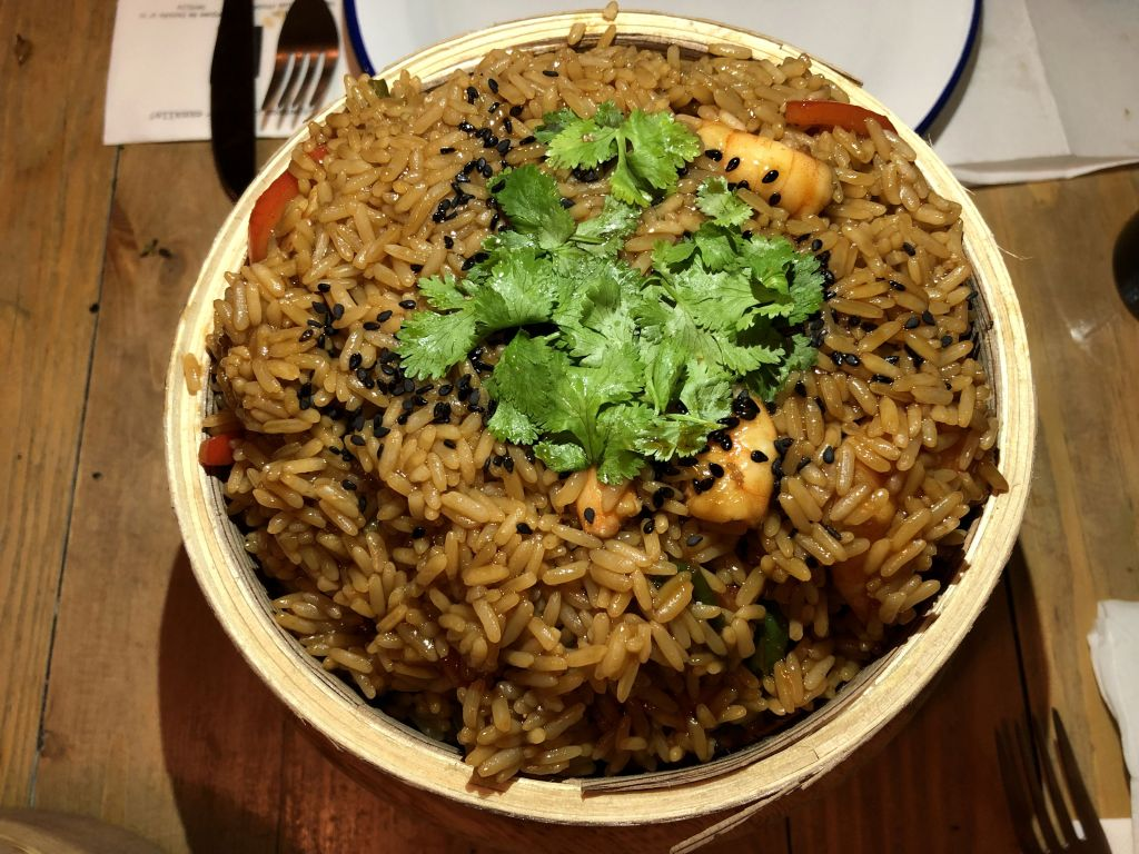 arroz japo
