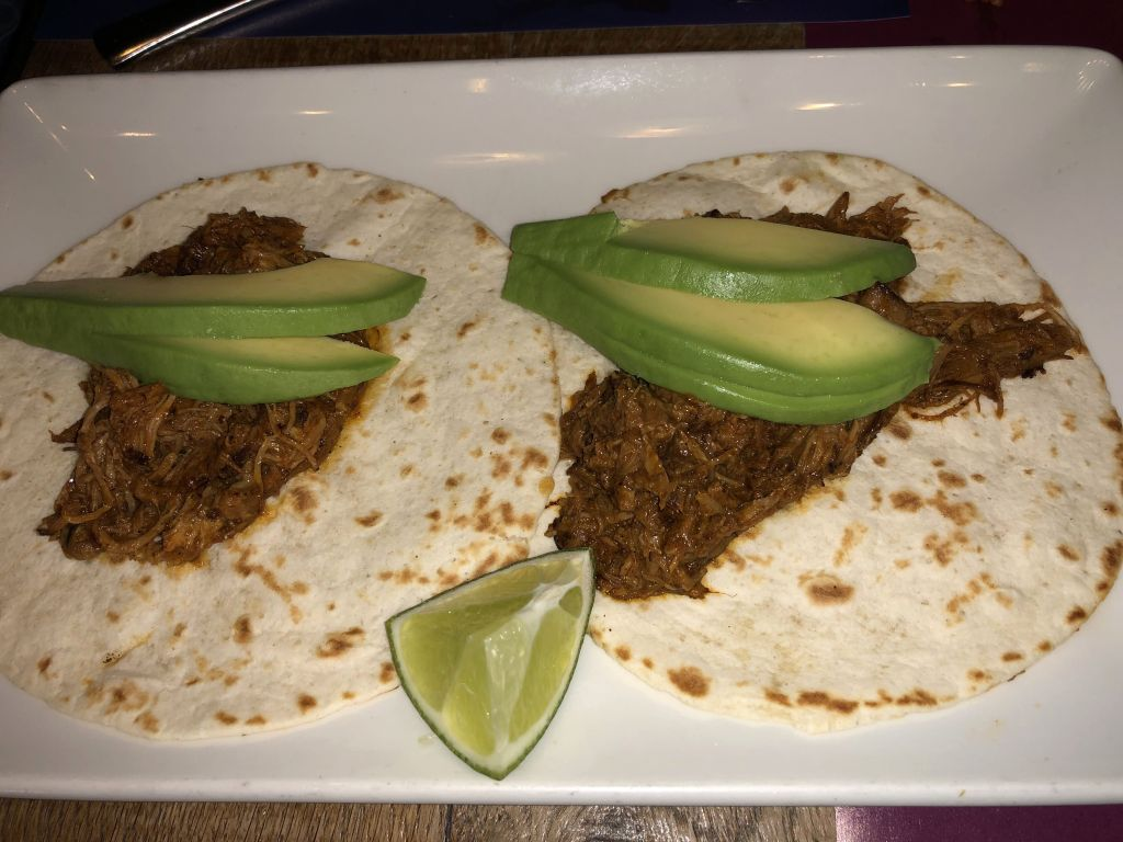 tacos chilorio