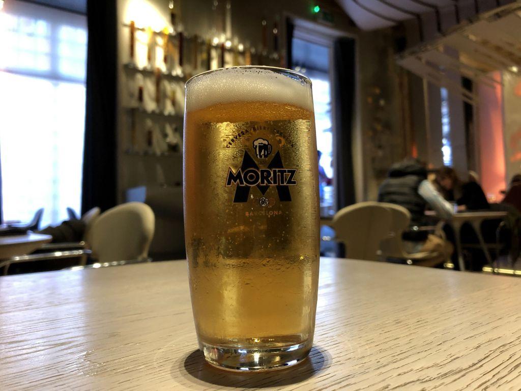 Cerveza Moritz