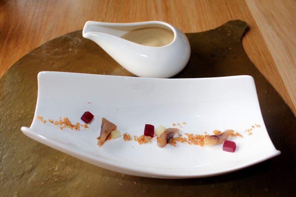 coliflor tostada